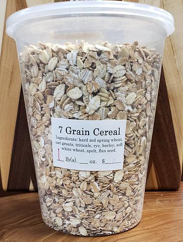 Seven Grain Cereal