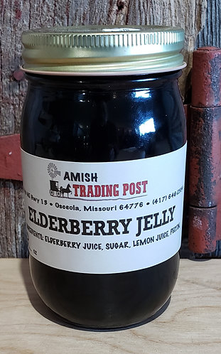 Amish-made Fruit Jelly