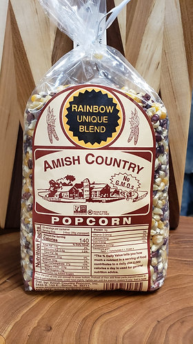 Popcorn Rainbow Unique Blend