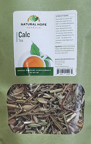 Calc Tea