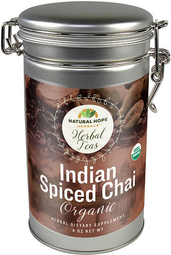 Indian Spiced Chai Organic