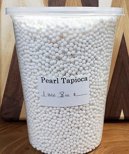 Pearl Tapioca