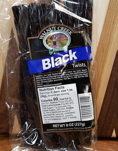 Black  Candy Twists