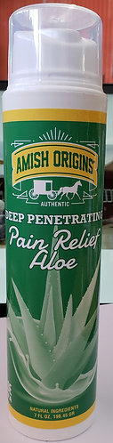 Penetrating Pain Relief Ointment / Aloe