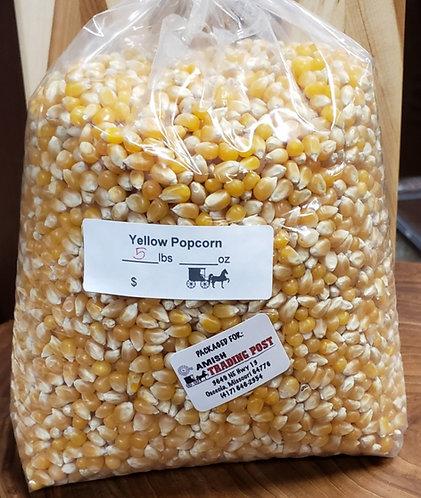 Amish Popcorn   Yellow