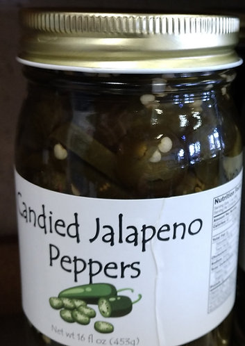 Candied Jalapeno
