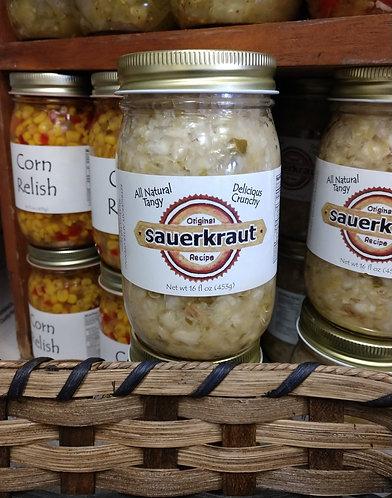 Sauerkraut Anyone?