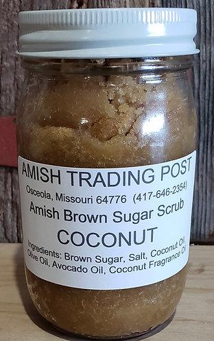 Brown Sugar Scrub (Coconut)