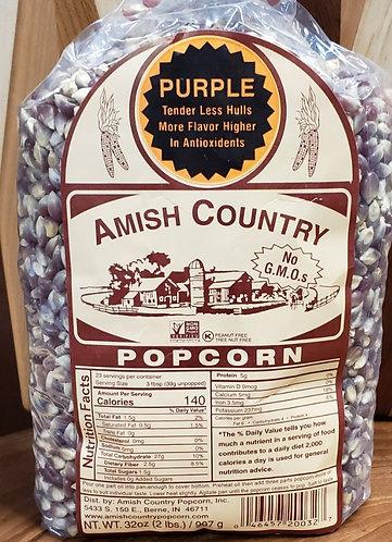 Popcorn Purple