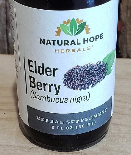 Herbal Extract - Elderberry  2 oz.