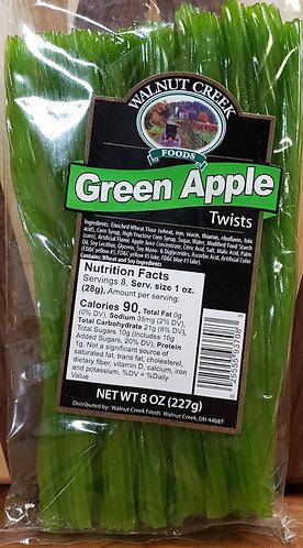 Green Apple Twists