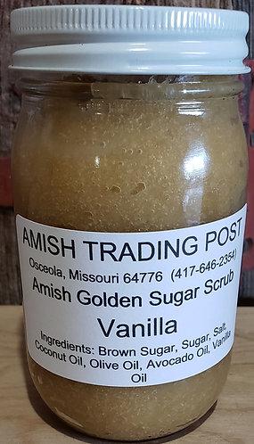 Golden Sugar Scrub (Vanilla)