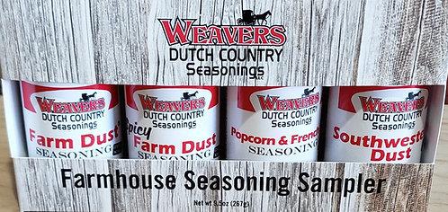 Farmhouse Seasoning Sampler Pack