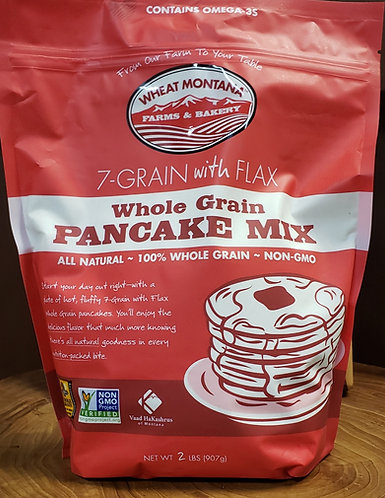 Pancake Mix  Whole Grain