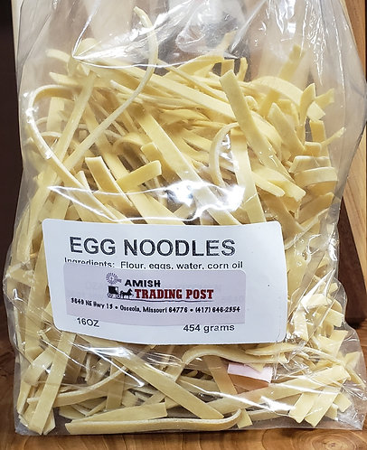 Amish Egg Noodles