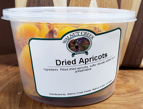 Apricot Slices  Dried