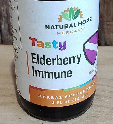 Herbal Extract - Tasty Elderberry Immune  2 oz