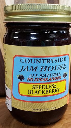 Blackberry Seedless no sugar added Jam
