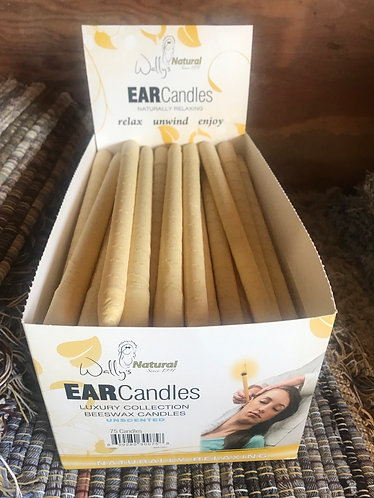 Ear Candles!  One pair  (2 Candles)