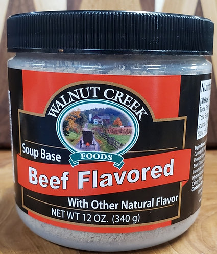 Soup Base  Beef Flavored