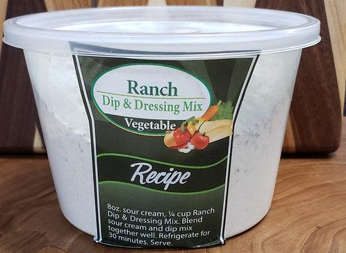 Ranch Dip & Dressing Mix