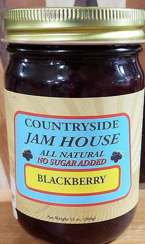 Blackberry no sugar added Jam