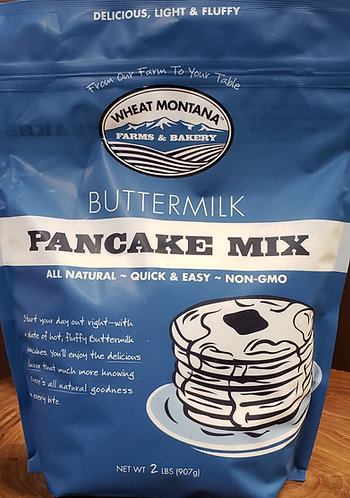 Pancake Mix  Buttermilk
