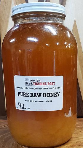 Pure Raw Honey - 92oz