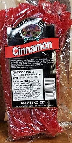 Cinnamon Twists