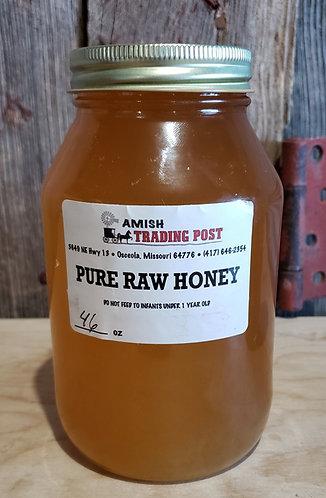 Pure Raw Honey - 46oz