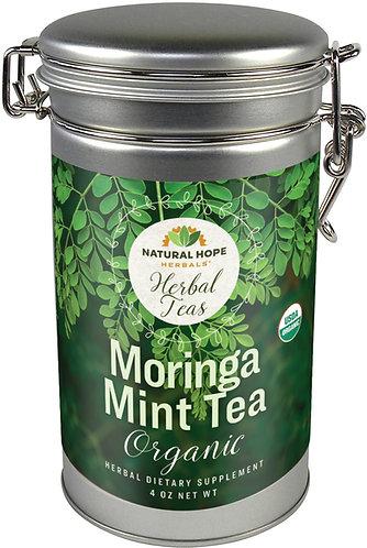 Moringa Mint Tea Organic