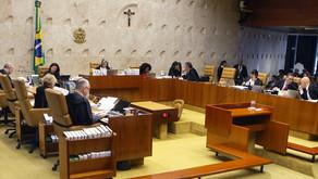 Plenário do STF reafirma competência da Justiça Eleitoral para julgar crimes comuns conexos a delito