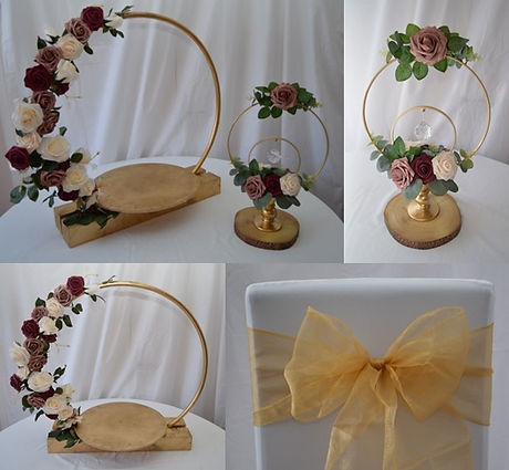 Romantic Gold Package