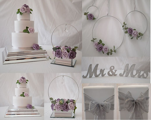 Romantic Silver Package