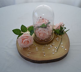 Cloche Dome Centrepiece
