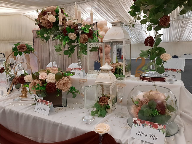 Wedding Dreams and Party Themes Gallery