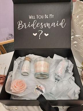 Personalised Bridal Box