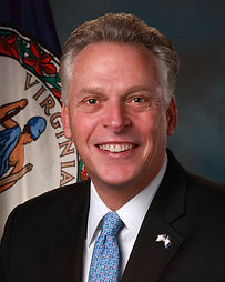 Governor+Terence+R.+McAuliffe+8x10+Offic