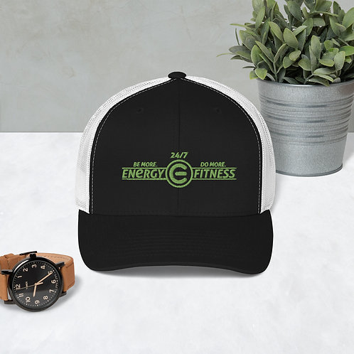 Energy Fitness Trucker Hat