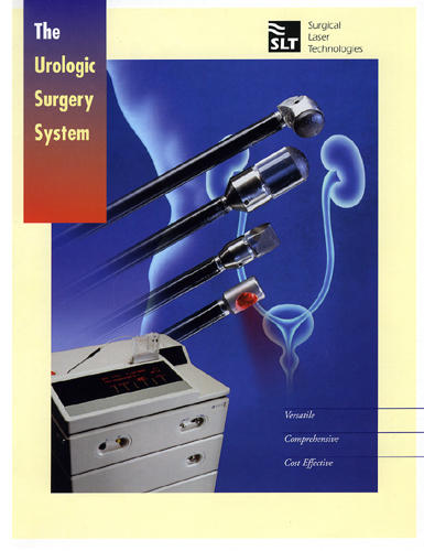 Urology Brochure for Surgical Laser Technologies