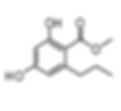 methyl 2,4-dihydroxy-6-propylbenzoate
