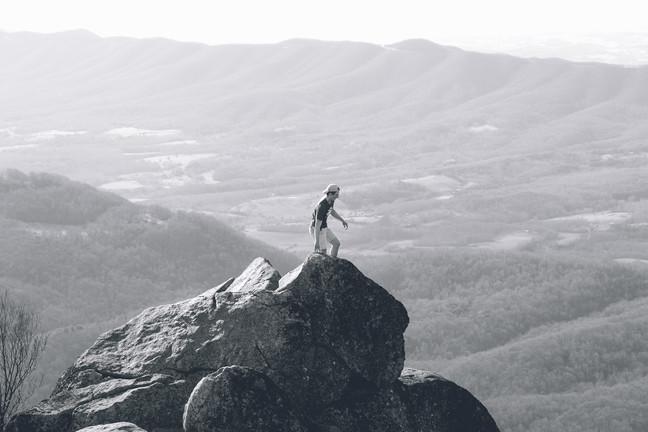 Sharp Top Mountain