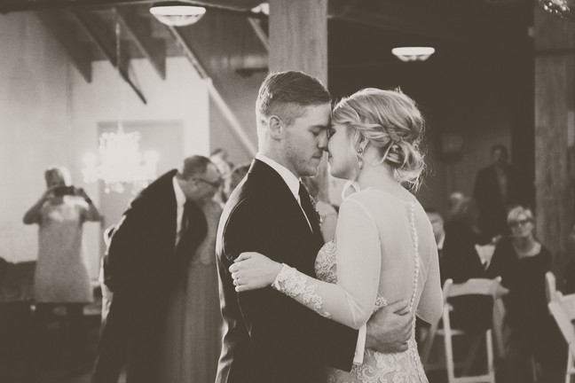 That First Dance Gets Me Every Time