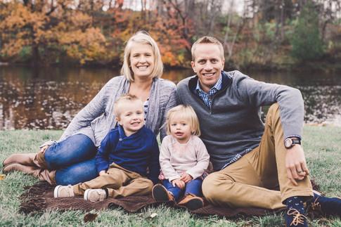 Huizinga Family