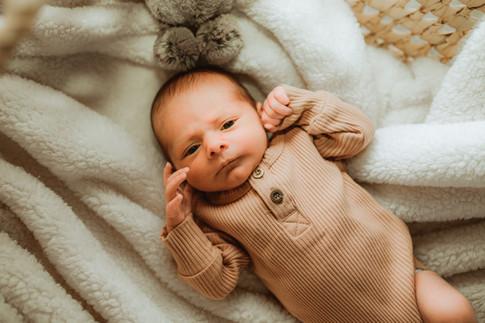 August Oakley Newborn