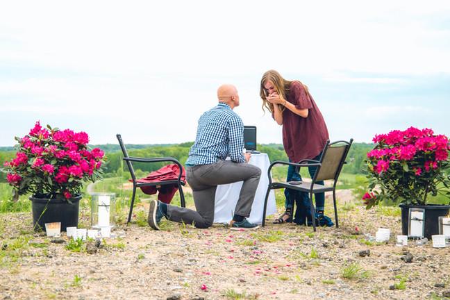 Emma & Evan Proposal