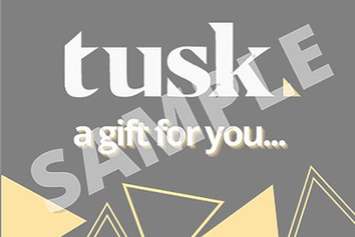 Tusk Baltic Gift Card