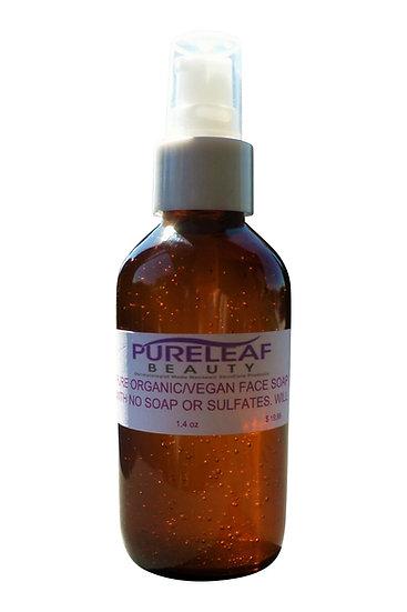 Pure Leaf Face Wash