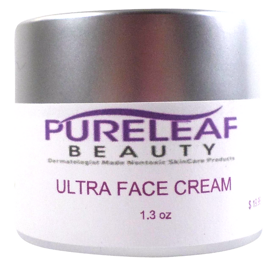 Pure Leaf Ultra Face Cream