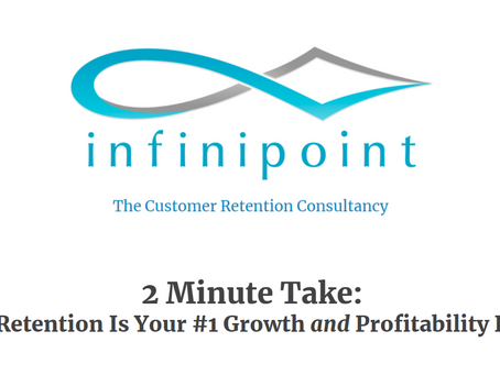 Retention Drives Growth + Profitability